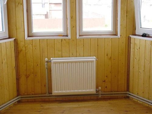 Как подобрать место для установки радиатора